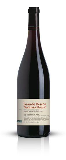 GRANDE RESERVE NAOUSSA - Boutari Exports