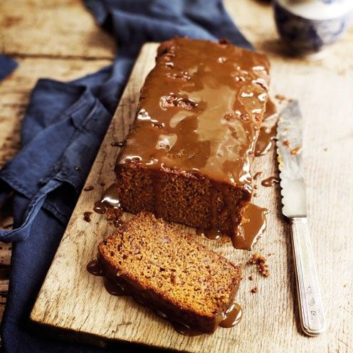 A dark and moist cake that's delicious served warm as a pudding or at room temperature with a cup of tea