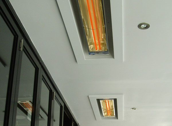 Recessed Infrared Heaters | Bathroom Finishes Guide | Pinterest | Infrared  Heater