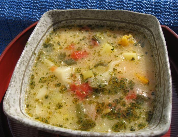 Erdélyi tárkonyos leves – ebből mindenki repetázik, annyira finom!