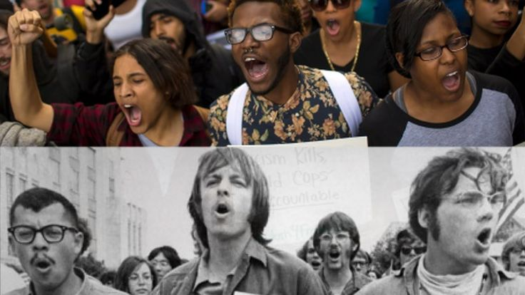History Repeats? Activist Tom Hayden on Police Brutality Protests from t...