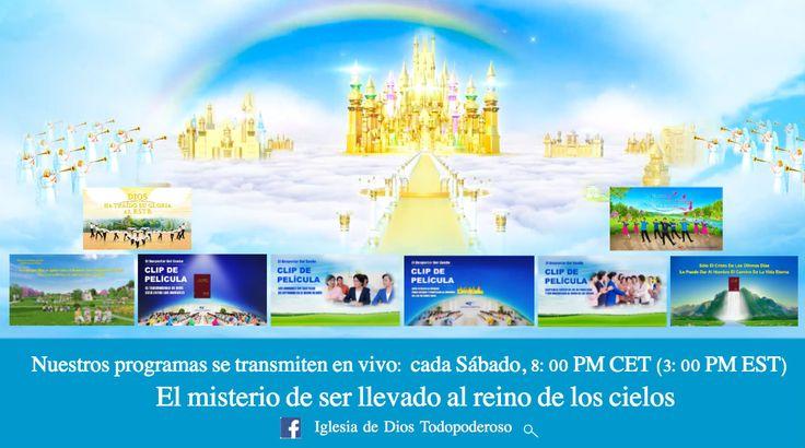 https://www.facebook.com/kingdomsalvationes/videos/746128935573133/?sw_fnr_id=2911148786&fnr_t=0 El misterio de ser llevado al reino de los cielos  ¡Hola a todos los hermanos y hermanas! Hoy vamos a debatir un tema que nos preocupamos: Ser llevado al reino de los cielos. El Señor Jesús nos prometió: