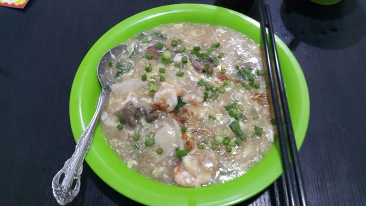 Kwetiau seafood soup  #tasty #delicious