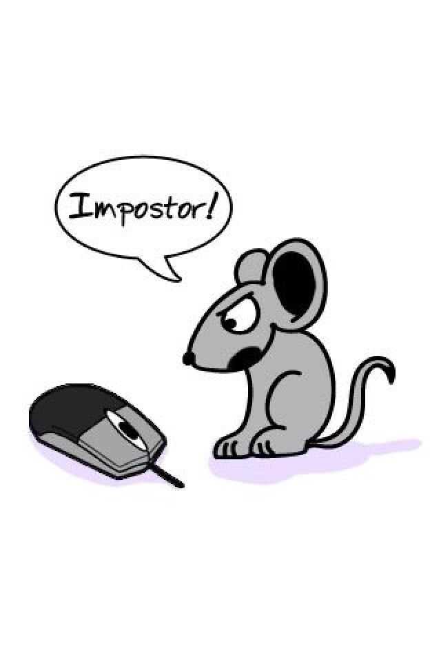 "I never understood why it's called a ""mouse"" either... #funny"