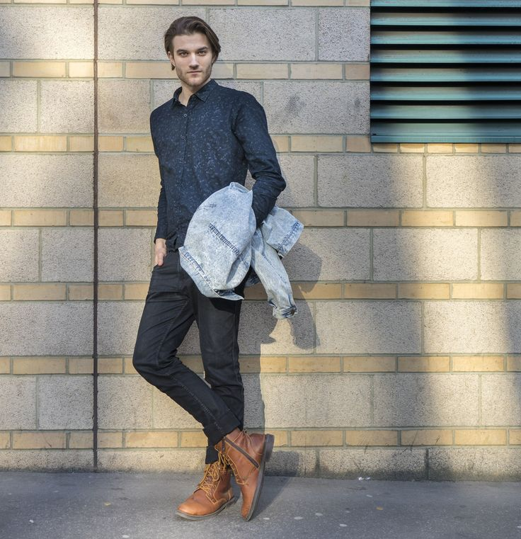 Nordic Mens style