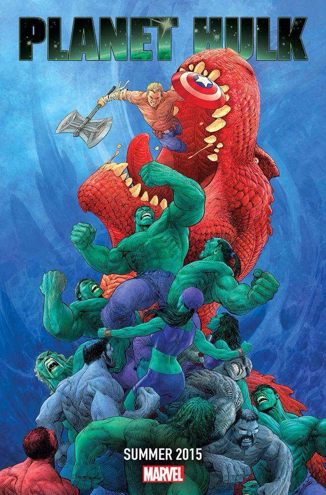 Planet Hulk 2015