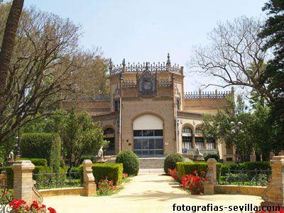 Plaza de América y Pabellón Real de Sevilla