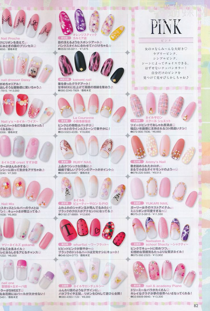 73 best Japanese style nails images on Pinterest | Style nails ...