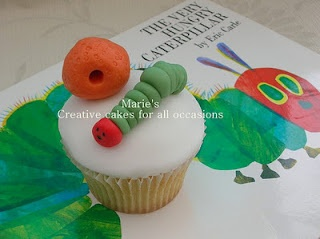 """""""Cute Food For Kids"""" ?: 22 The Very Hungry Caterpillar inspired food creations"""