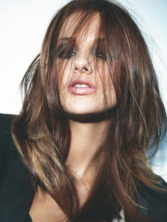 Pictures : Winter Hair Color Ideas 2013 - Cinnamon Hair Color
