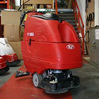 Used Floor Scrubber £1,950 Nice Used Mega Floor Scrubber In V Good Working  Order,