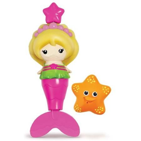 Munchkin Splash 'N Swim Mermaid Bath Toy