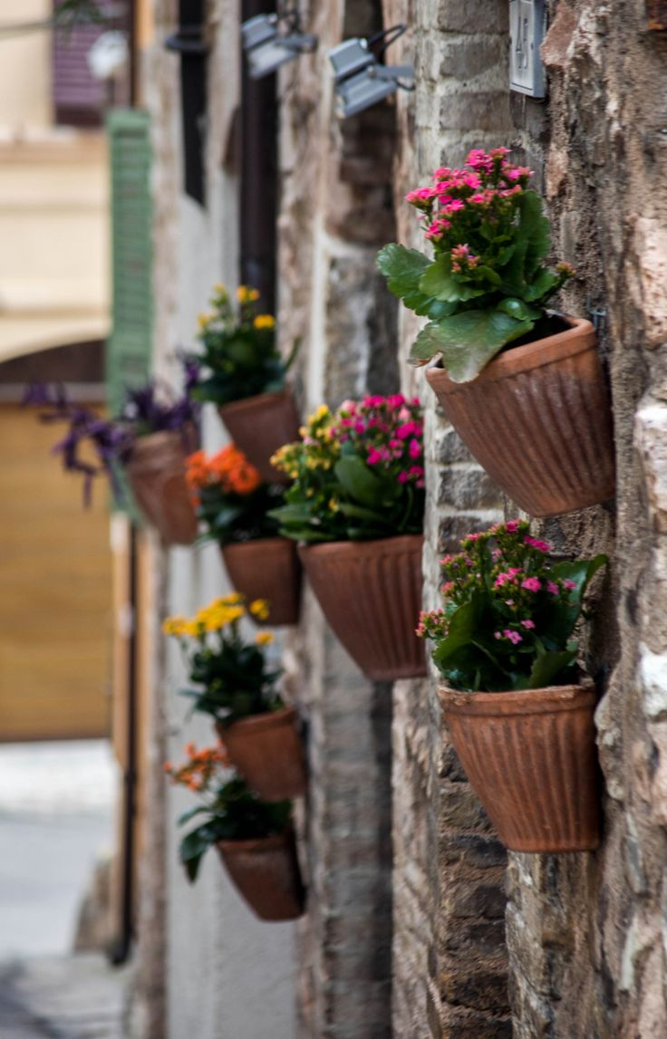 rome-if-you-must:    Spello Italy October 29  Spello Umbria