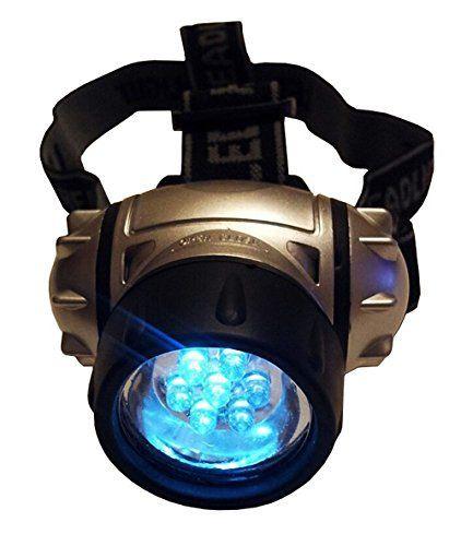 LEDs Lampe Torche idéale pour le vélo de Camping phare de la pêche à pied Ski nordique jogging Peche: Price:7.99La lampe d'extérieur à…