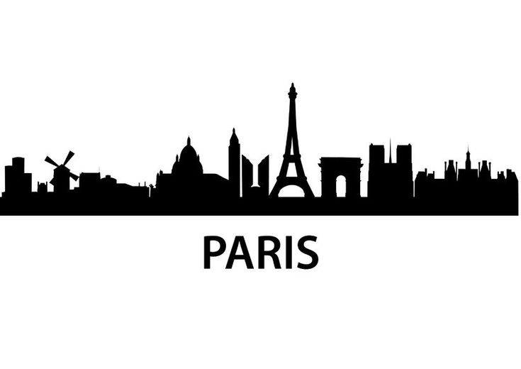 silhouette paris                                                                                                                                                                                 Plus