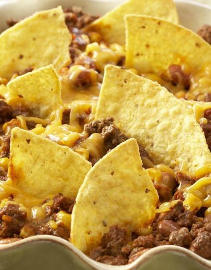 ♥♥ Taco Casserole Recipe ♥♥