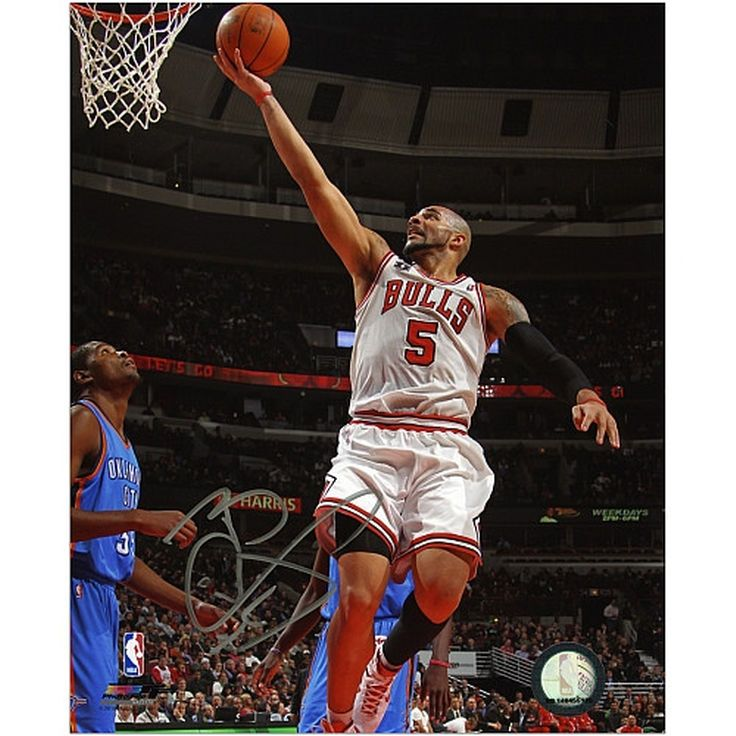 "Carlos Boozer Chicago Bulls Fanatics Authentic Autographed 8"" x 10"" Lay-up Photograph - $84.99"