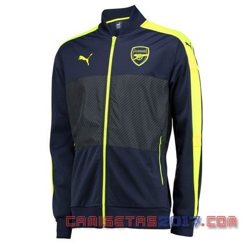 camiseta arsenal 2017 azul