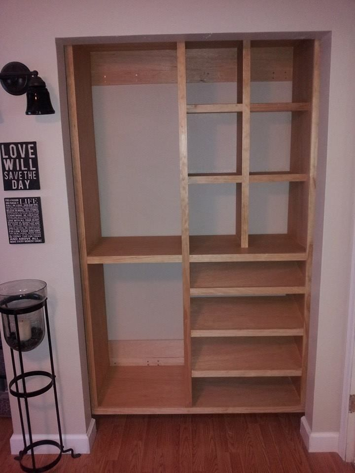 Kreg Jig® Project: Closet Built-In