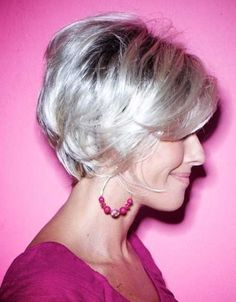 Best Short Hair Cuts For Over 50 | Latest Bob HairStyles | Page 4