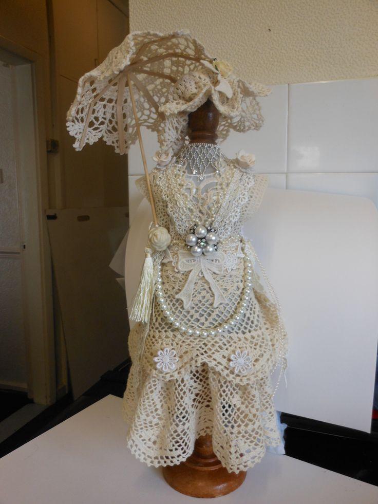 Shabby Chic Dress Form Dressforms Pinterest Shabby