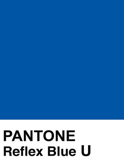 Pantone Reflex Blue U