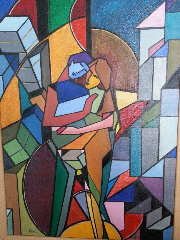 Oil on canvas-Fusun Ogreten