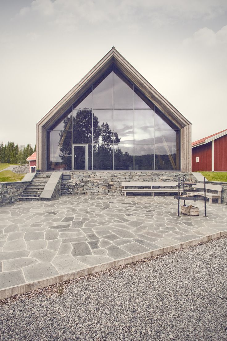 Hunter's Hall / Bergersen Arkitekter_Duved, Sweden_2013.