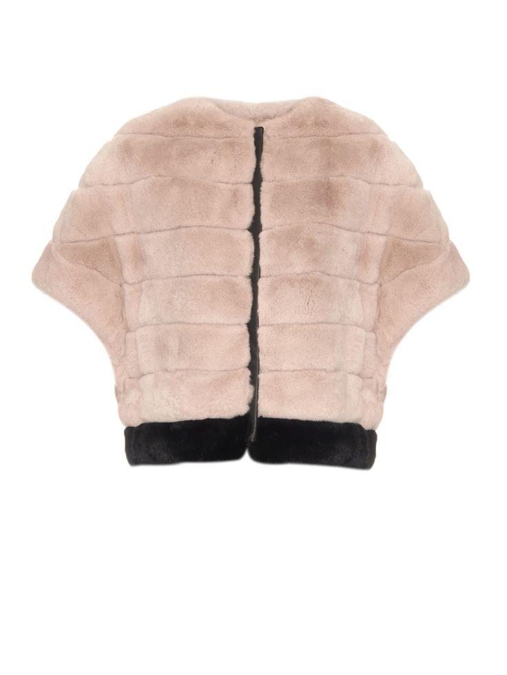 Soraia rex rabbit-fur jacket by Weekend Max Mara | Shop now at #MATCHESFASHION.COM