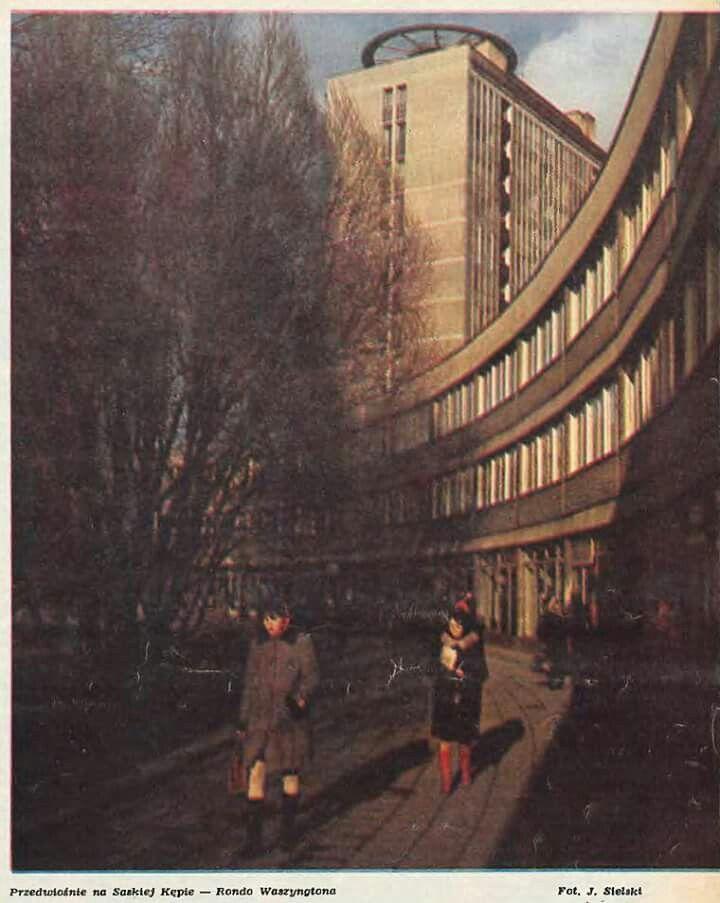 Rondo Waszyngtona, 1968