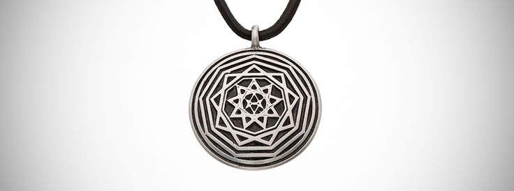 The Danny Carey Talisman Necklace by Donovan Smith.