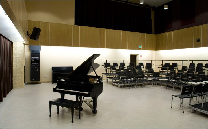 Best High School Band Rooms