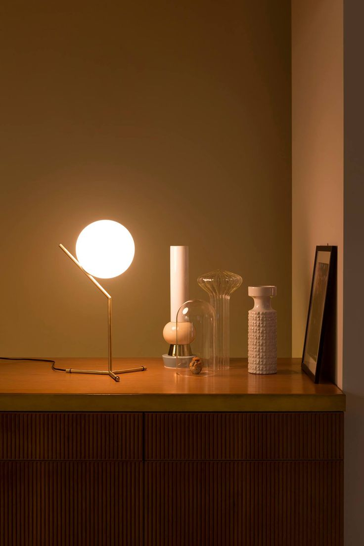 IC lamp by Michael Anastassiades for FLOS