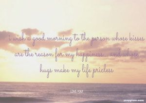 Cute Text for Good Morning