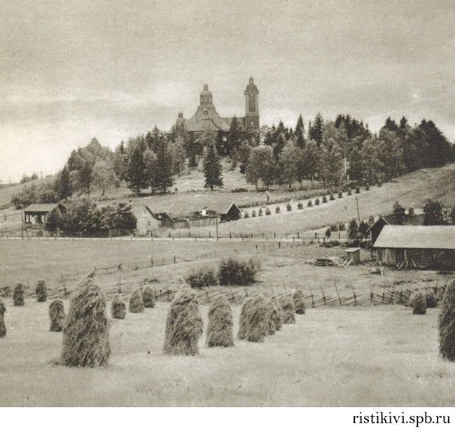 Kivennapa Kirkonmäki (Первомайское)