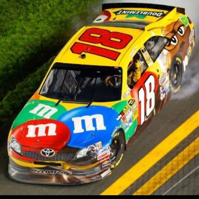 Best M M Nascar Images On Pinterest Kyle Busch Nascar Racing