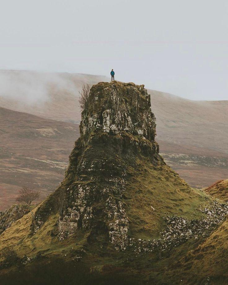 Fairy Glen, Skye, Scotland