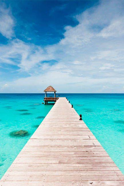 Mata Rocks Resort — Ambergris Caye, Belize   Anywhere