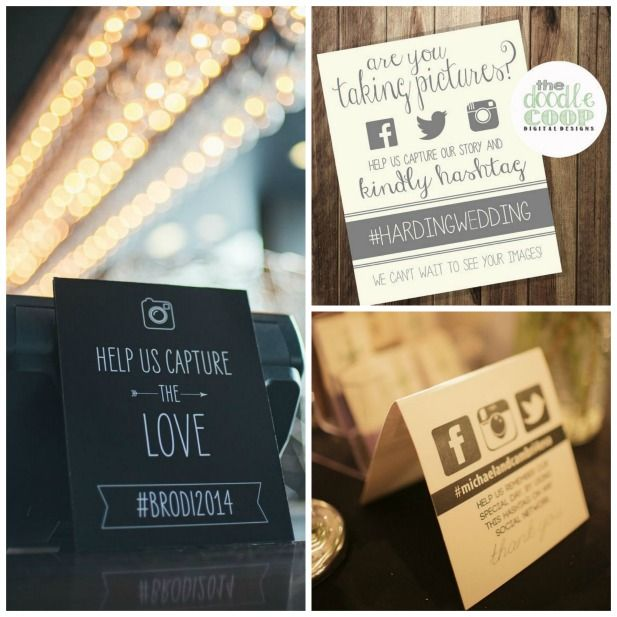 6 fun ways to incorporate social media into planning your big day