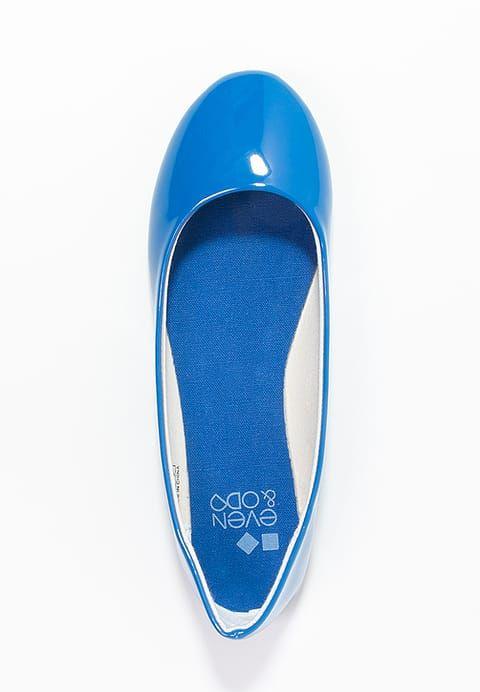 Schoenen Even&Odd Ballerina's - blue Blauw: € 17,95 Bij Zalando (op 29-5-17). Gratis bezorging & retour, snelle levering en veilig betalen!
