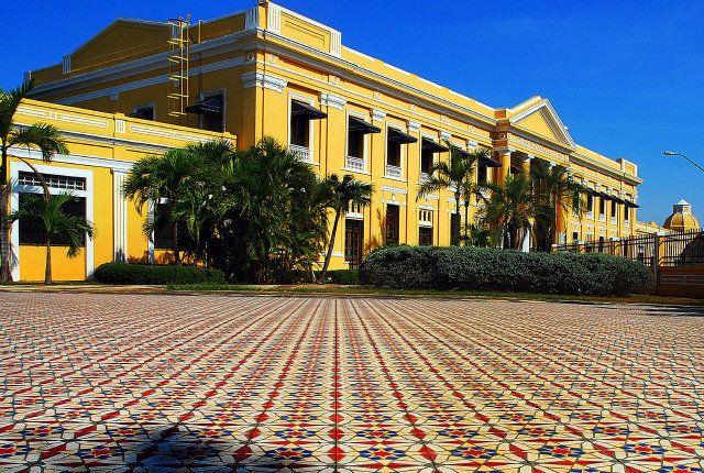 Barranquilla, la ciudad más cosmopolita de Colombia - Plaza de la Aduana