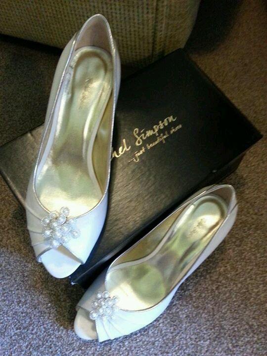 My beautiful Rachel Simpson shoes, Flo