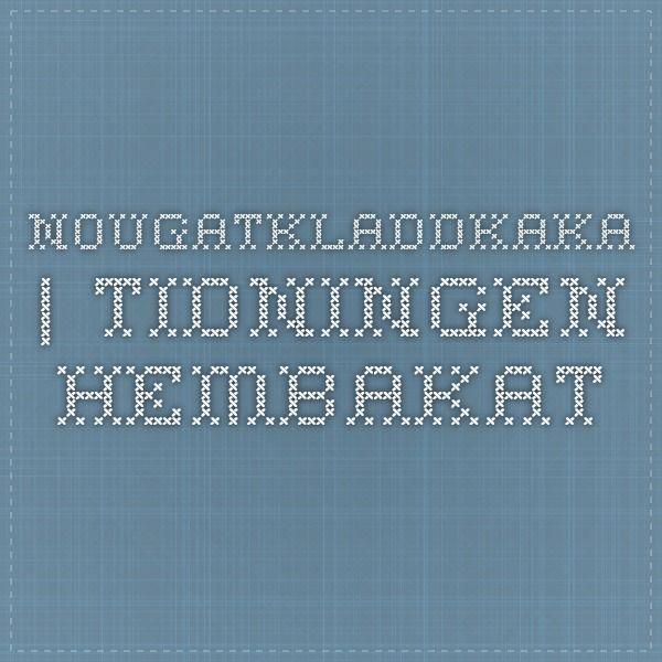 Nougatkladdkaka | Tidningen Hembakat