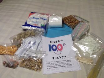 TONS of missionary care package ideas