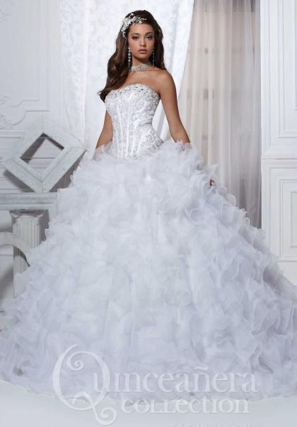 33 best quince dresses images on Pinterest | Bridal shoes, Bride ...