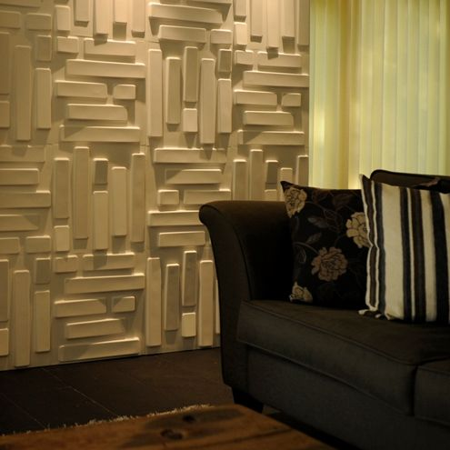 3d Wall Art Panels That Can Be Painted 12 Designs 2 68 Sq