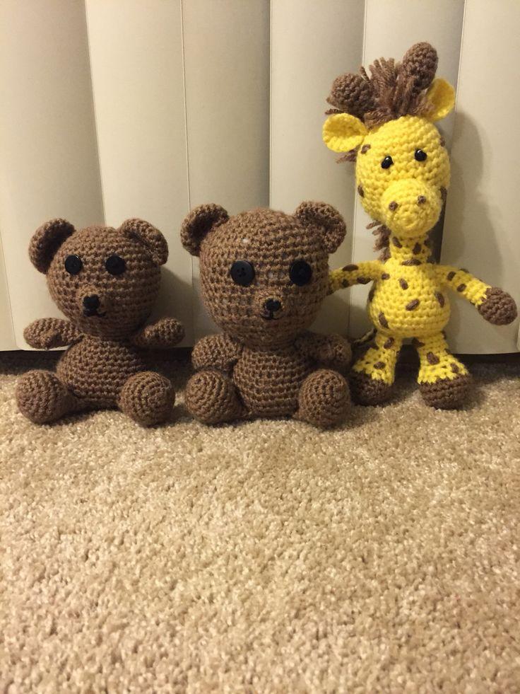 #bears And #giraffe #macik és #zsiráf