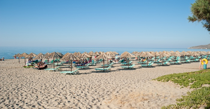 Nearest beach Episkopi at 4 kilometres