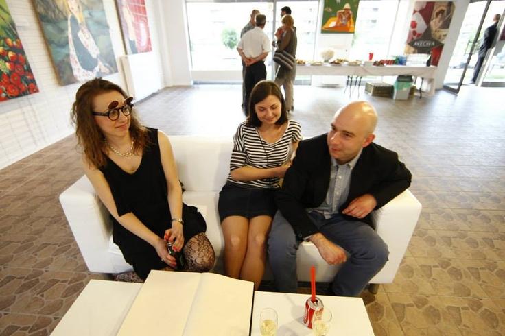 Art Pistols Gallery opening
