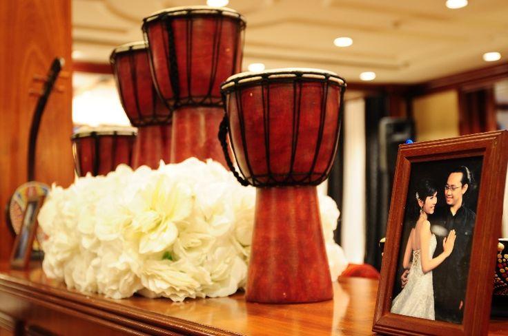 Inspirasi Pesta Pernikahan Bernuansa Musik